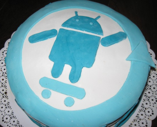 Cumpleaños Android